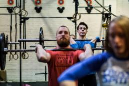 CrossFit Spitfire - Weightlifting Seminar 8