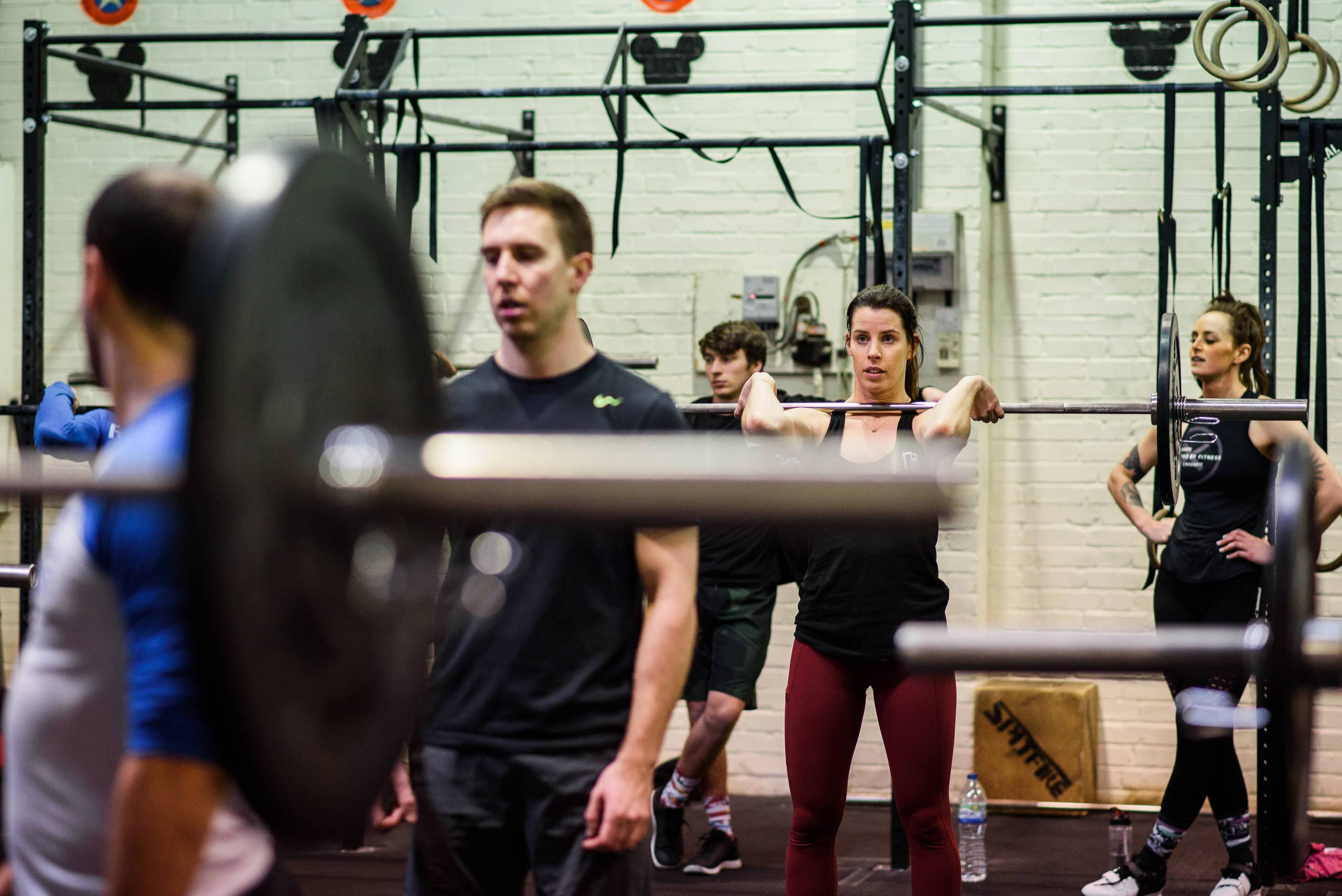 CrossFit Spitfire - Weightlifting Seminar 7