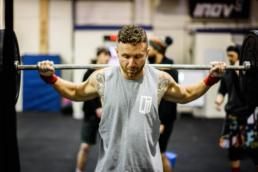 CrossFit Spitfire - Weightlifting Seminar 4