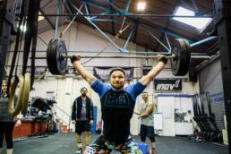 CrossFit Spitfire - Weightlifting Seminar 6
