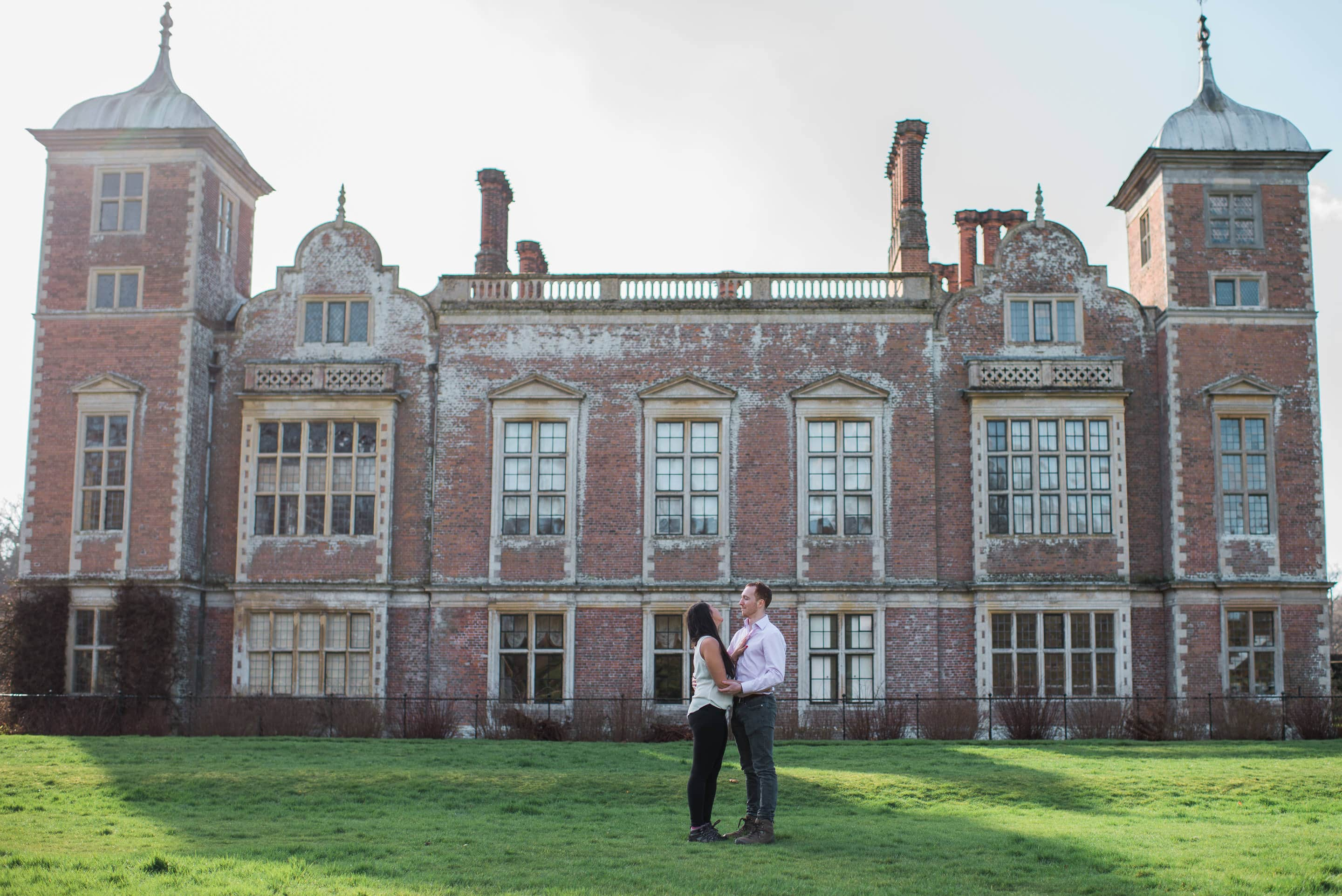 Ben & Katherine - Blickling Hall Proposal 10