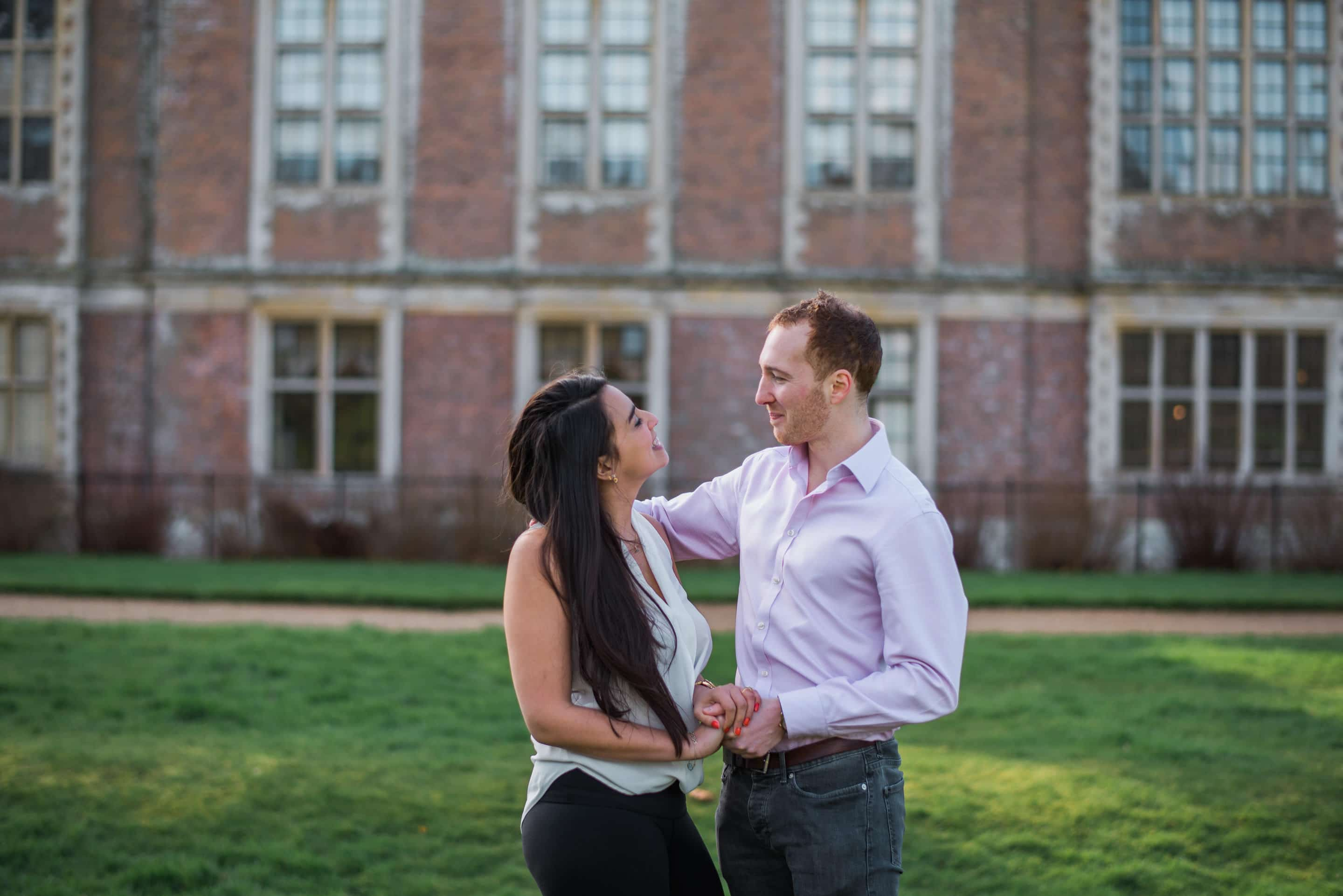 Ben & Katherine - Blickling Hall Proposal 11