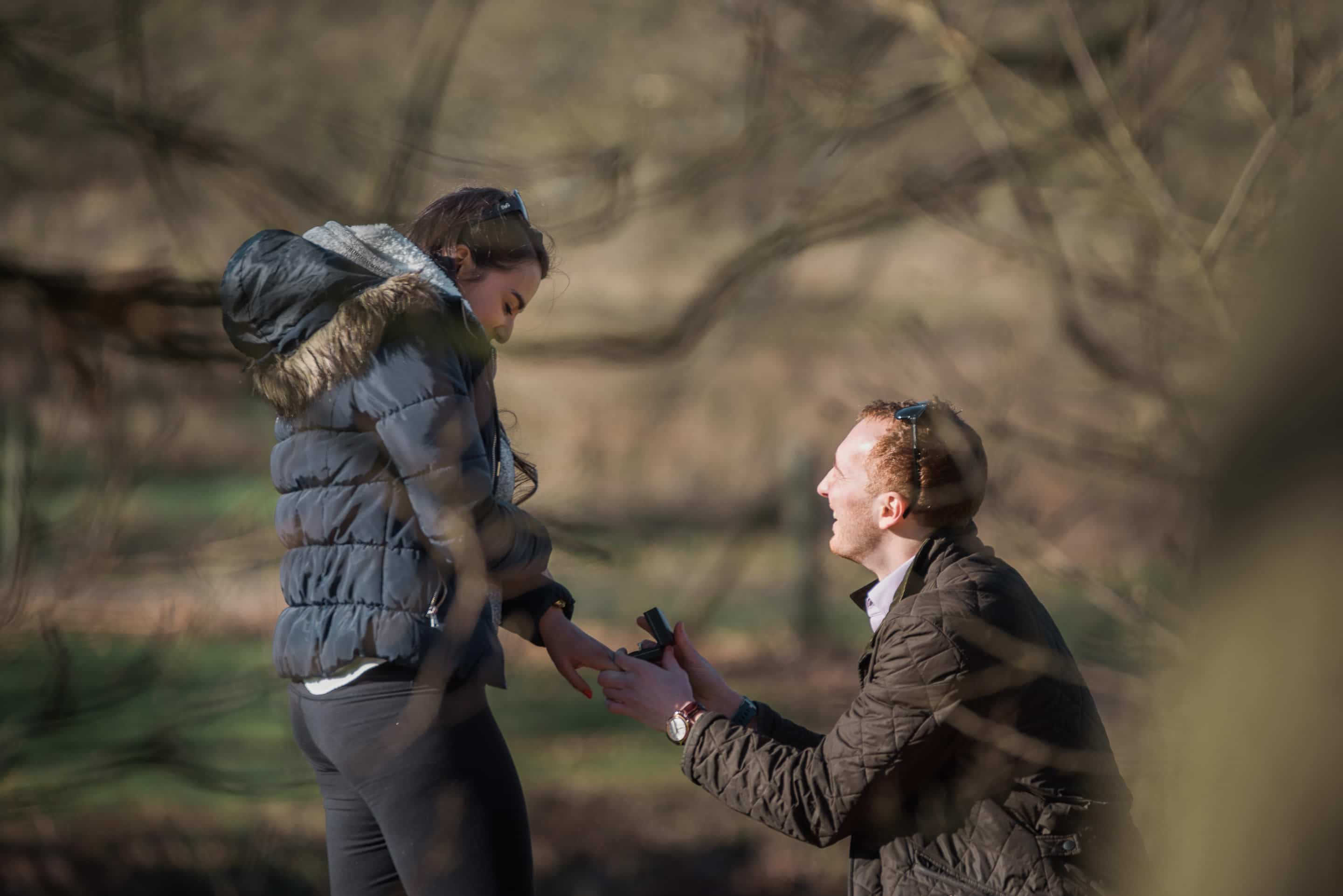 Ben & Katherine - Blickling Hall Proposal 5