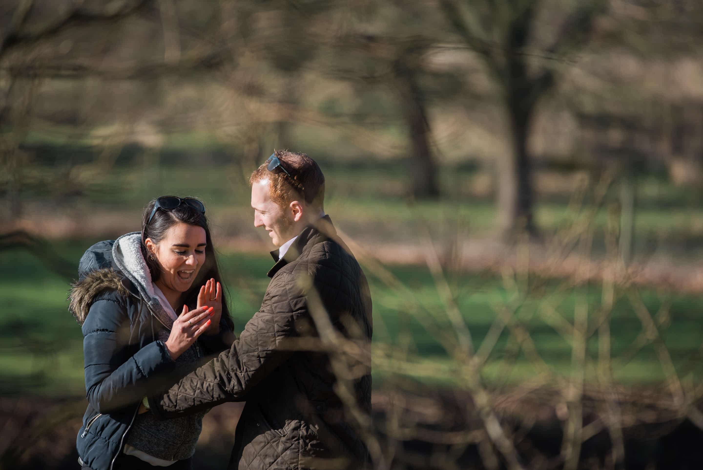 Ben & Katherine - Blickling Hall Proposal 6