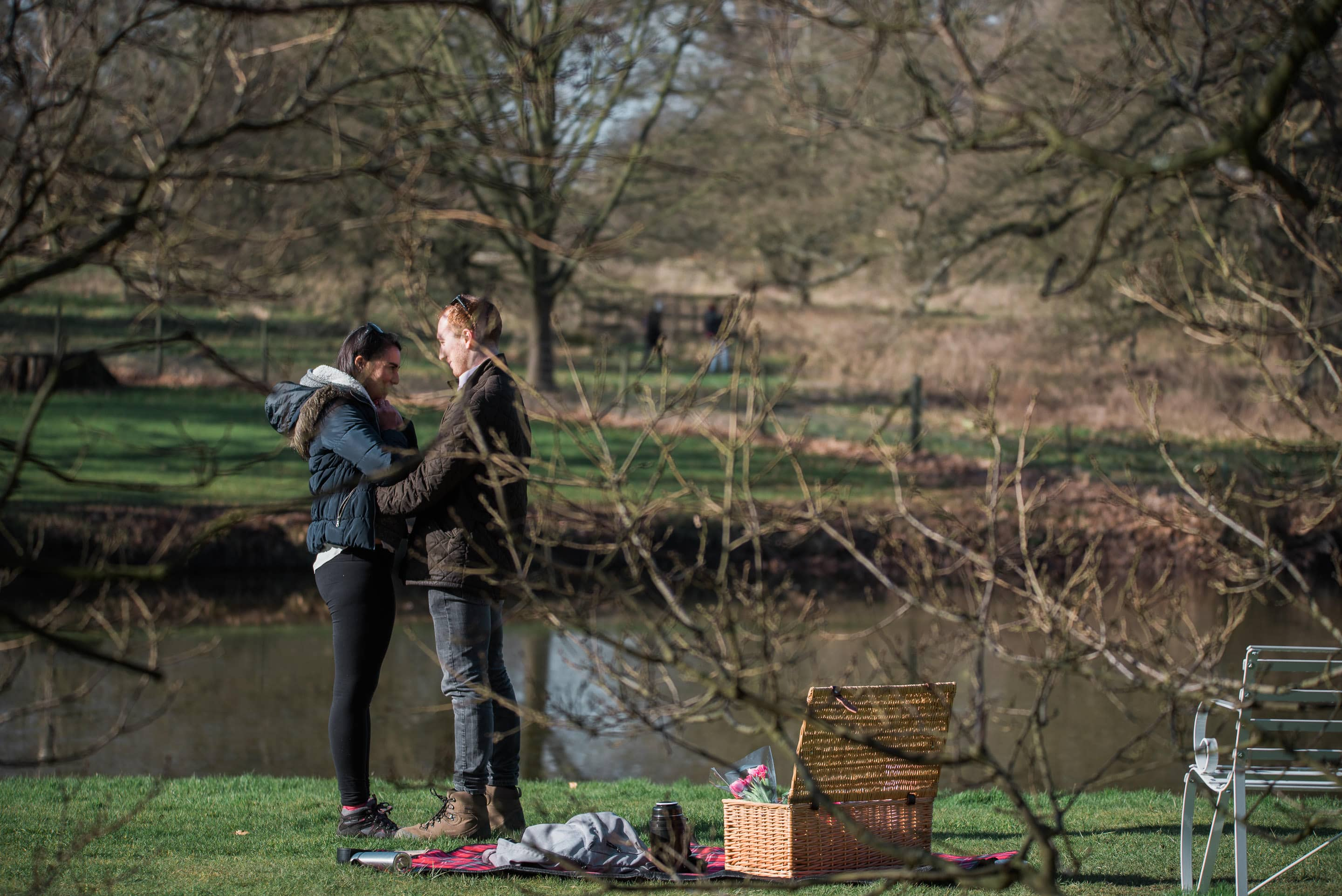 Ben & Katherine - Blickling Hall Proposal 7