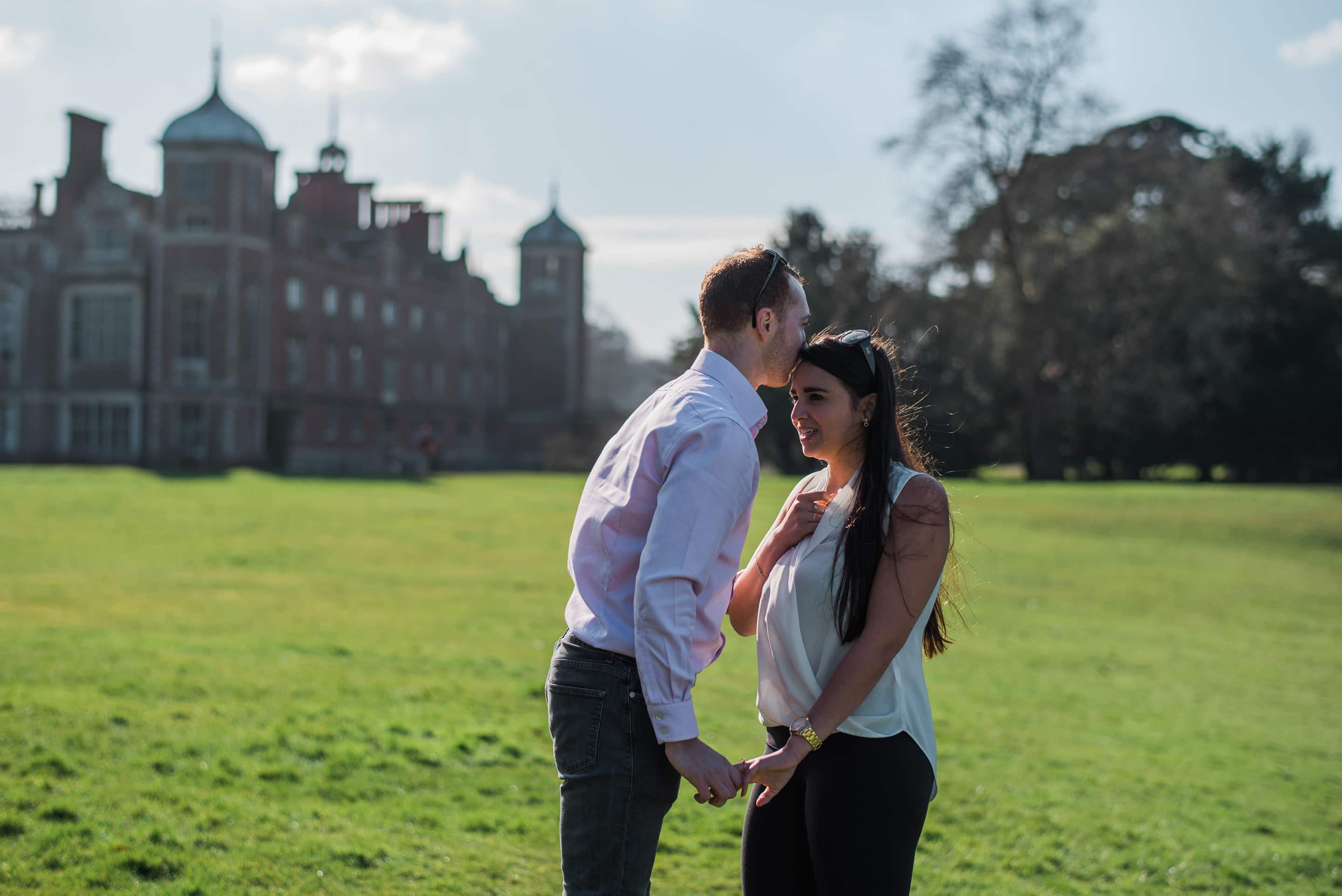 Ben & Katherine - Blickling Hall Proposal 8