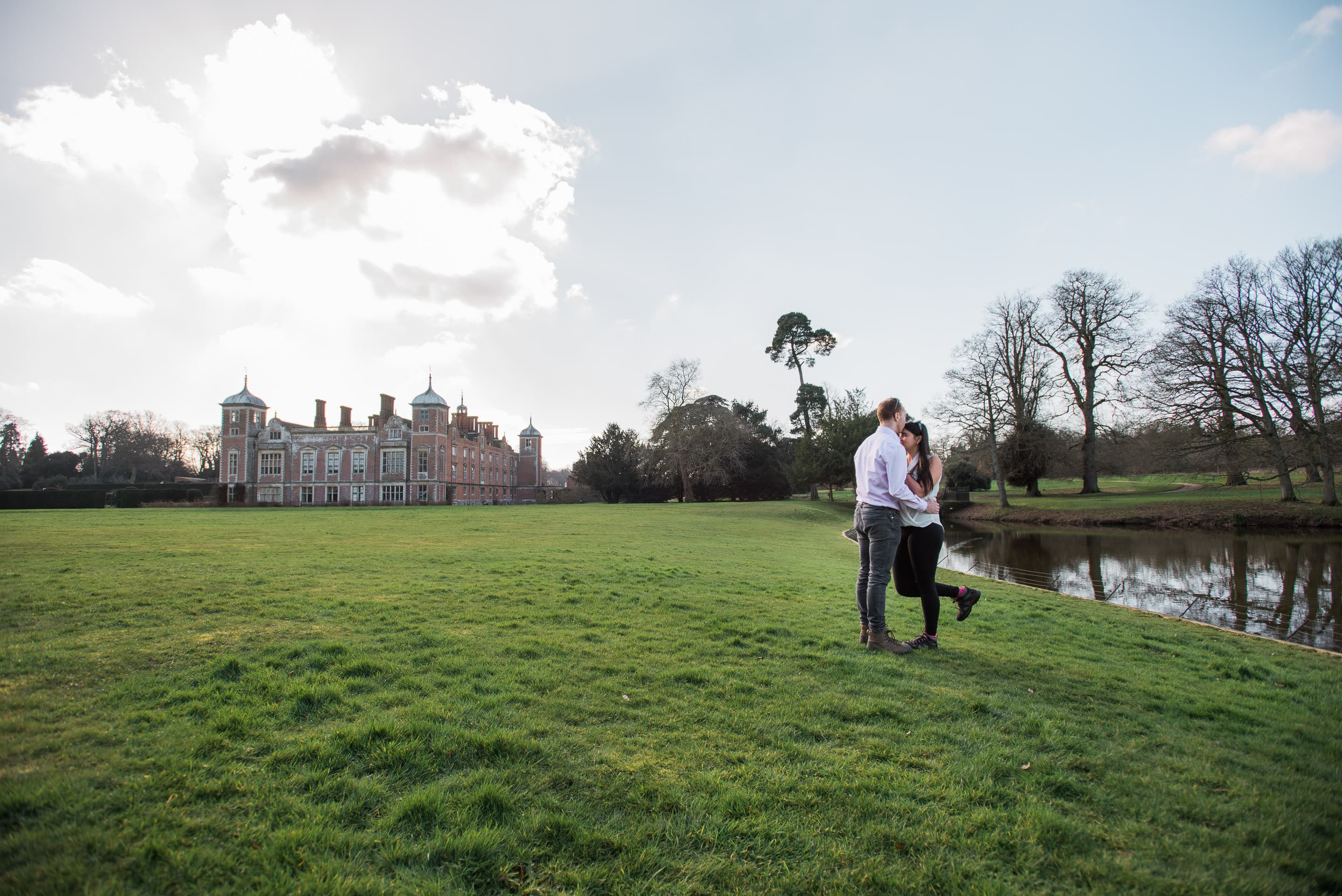 Ben & Katherine - Blickling Hall Proposal 9