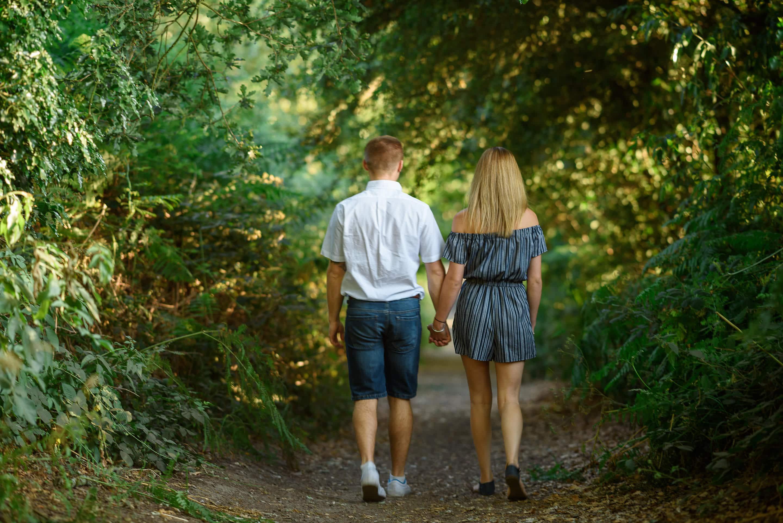Luke & Abbey - Redbridge Engagement Shoot 1