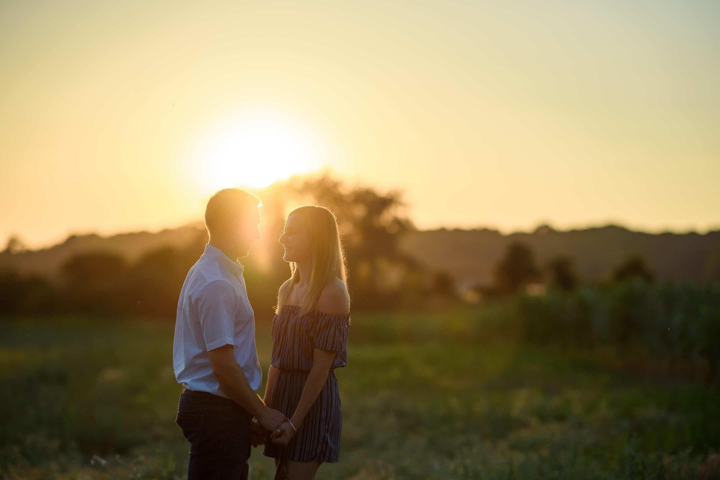 Luke & Abbey - Redbridge Engagement Shoot 3