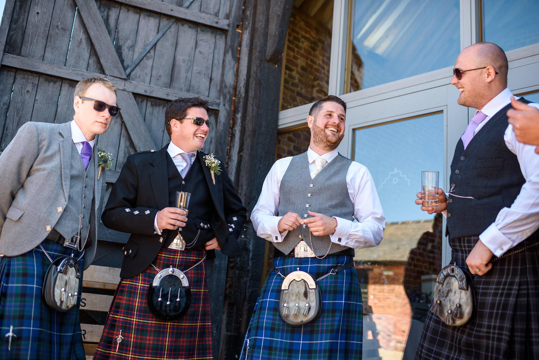 Suzanne & Sammy - Suffolk Barn Wedding 12