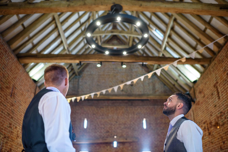 Suzanne & Sammy - Suffolk Barn Wedding 13