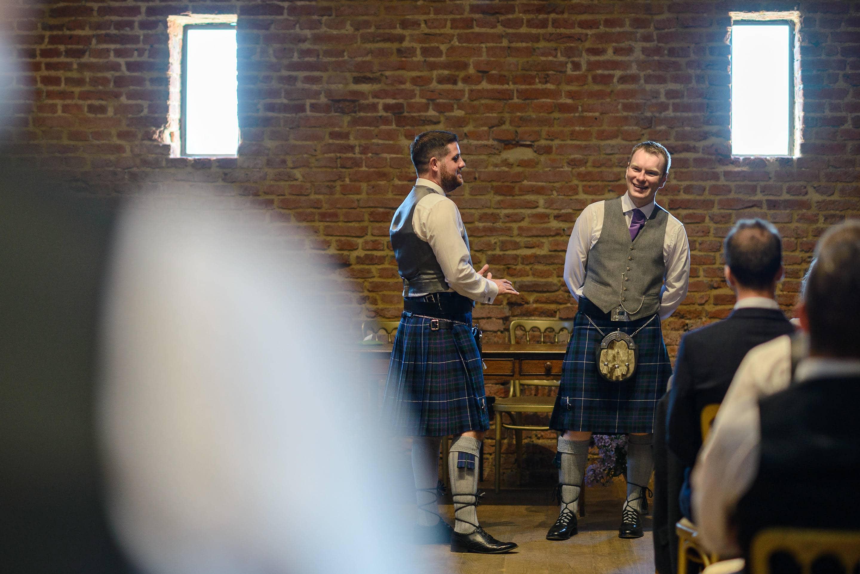 Suzanne & Sammy - Suffolk Barn Wedding 14
