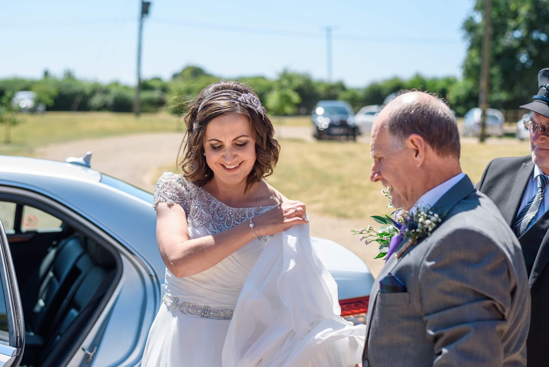 Suzanne & Sammy - Suffolk Barn Wedding 16