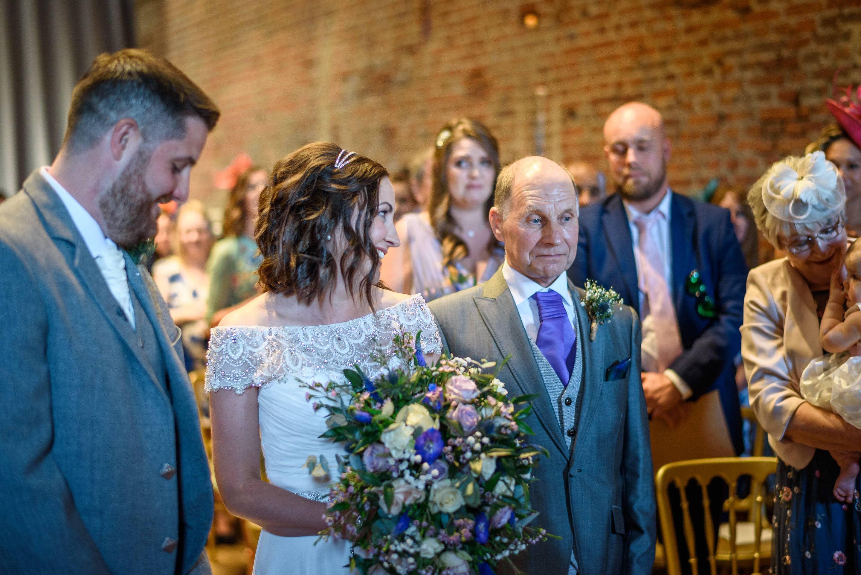 Suzanne & Sammy - Suffolk Barn Wedding 18