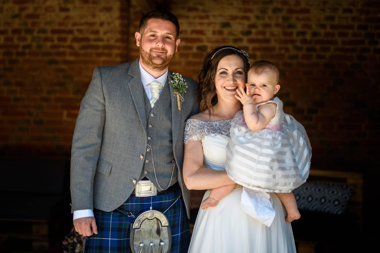 Suzanne & Sammy - Suffolk Barn Wedding 21