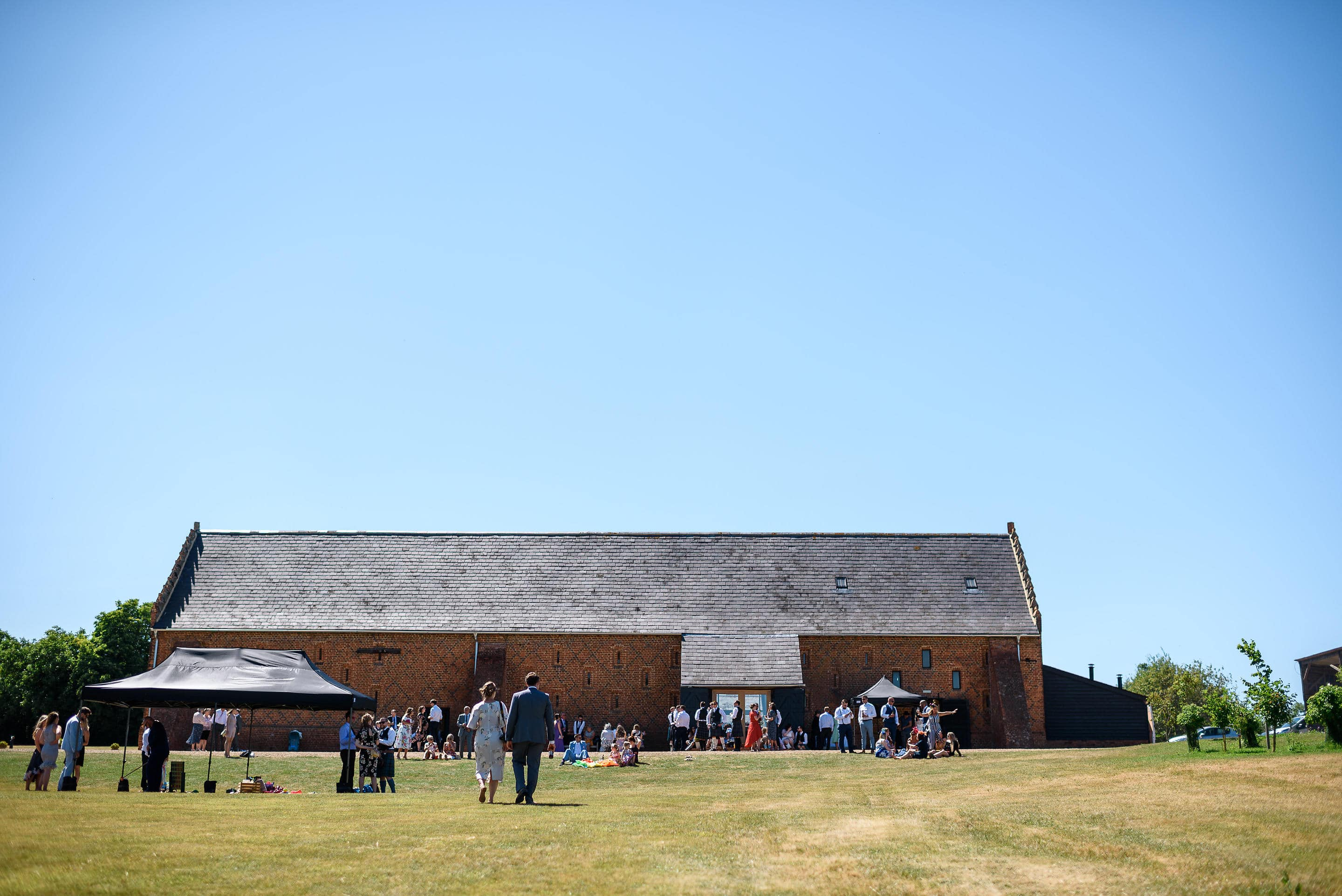 Suffolk Barn Wedding 6