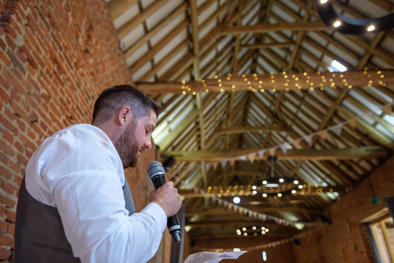 Suzanne & Sammy - Suffolk Barn Wedding 33