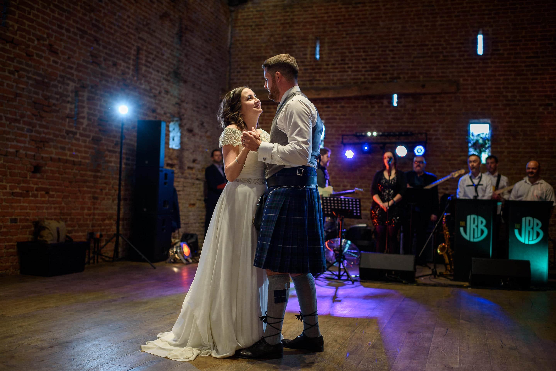 Suzanne & Sammy - Suffolk Barn Wedding 42