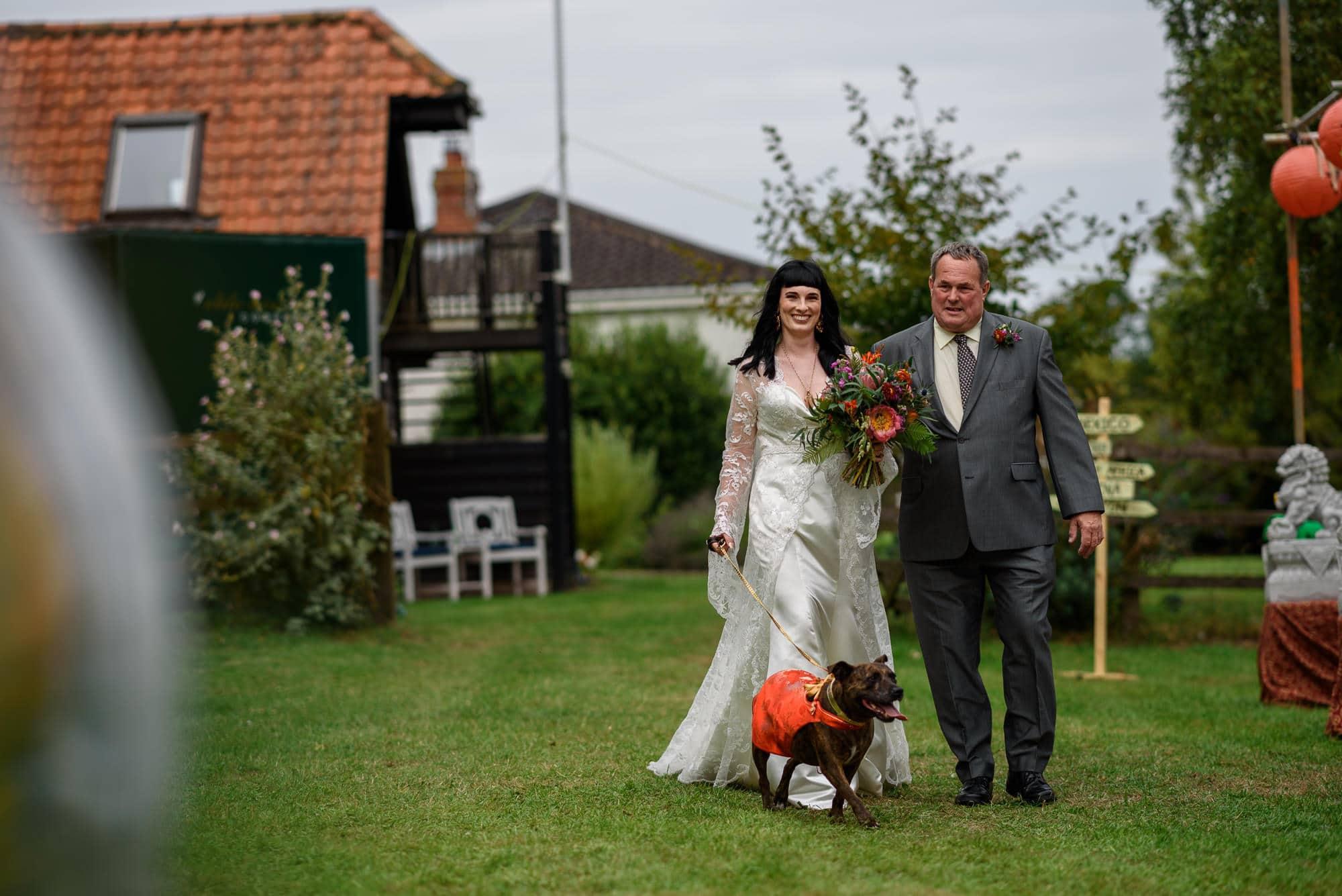 Ami & Ruth - Festival Wedding 10