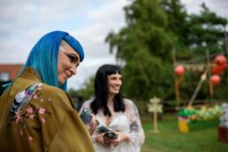 Ami & Ruth - Festival Wedding 18