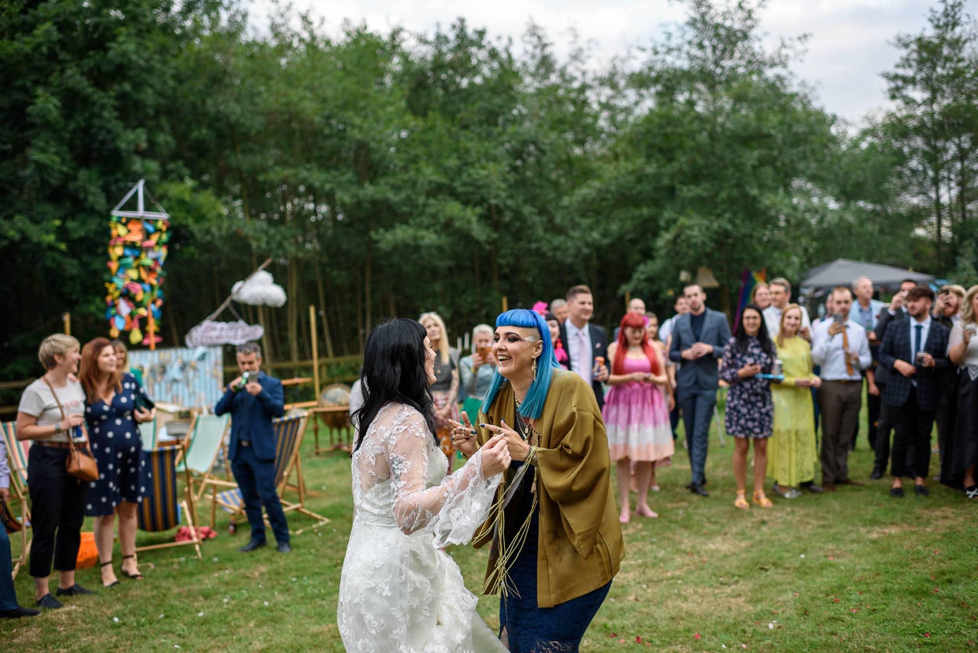 Ami & Ruth - Festival Wedding 26