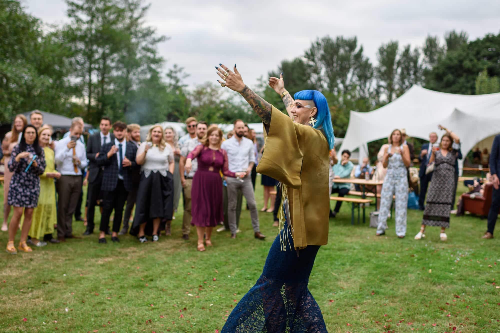 Ami & Ruth - Festival Wedding 27
