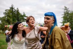 Ami & Ruth - Festival Wedding 28