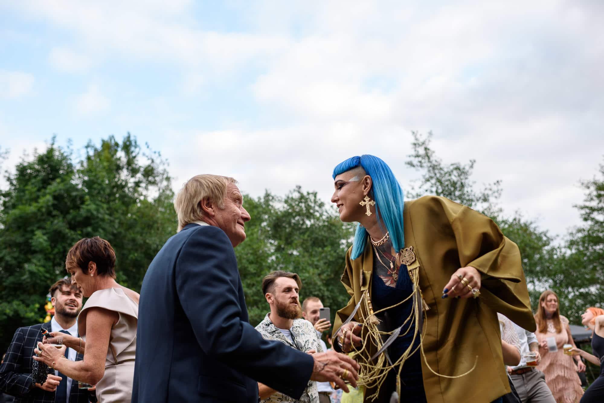 Ami & Ruth - Festival Wedding 31
