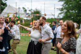 Ami & Ruth - Festival Wedding 32