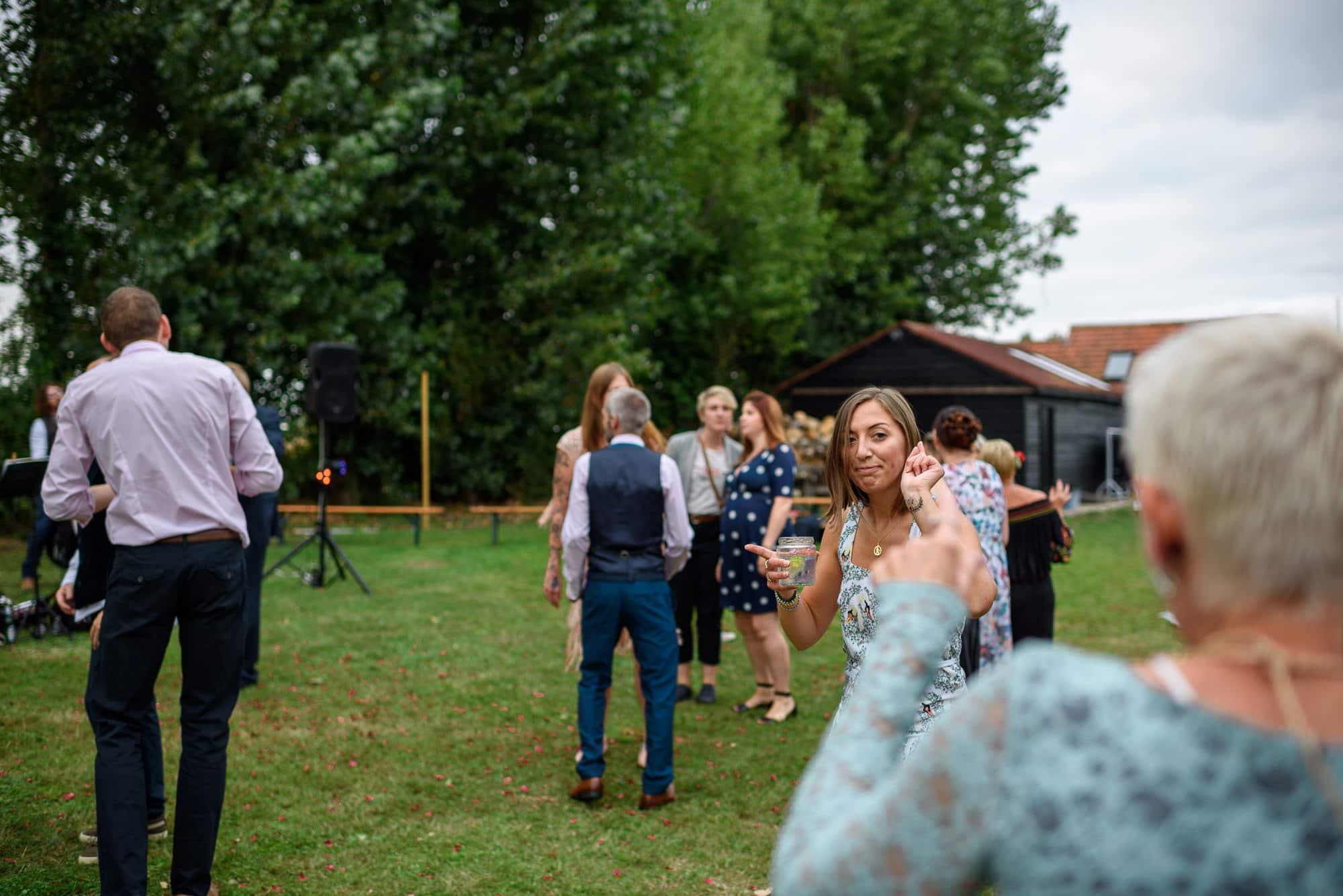 Ami & Ruth - Festival Wedding 35