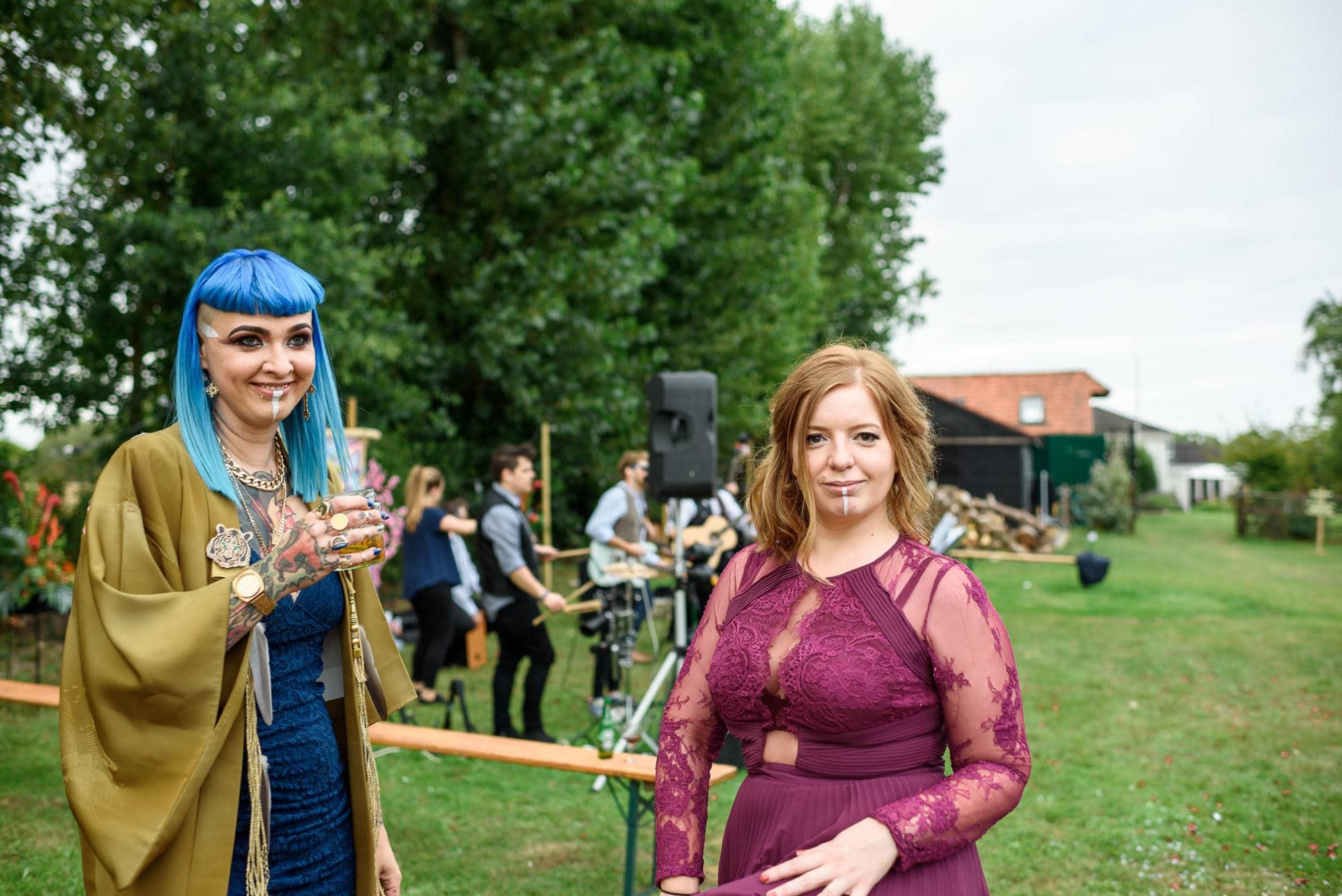Ami & Ruth - Festival Wedding 36