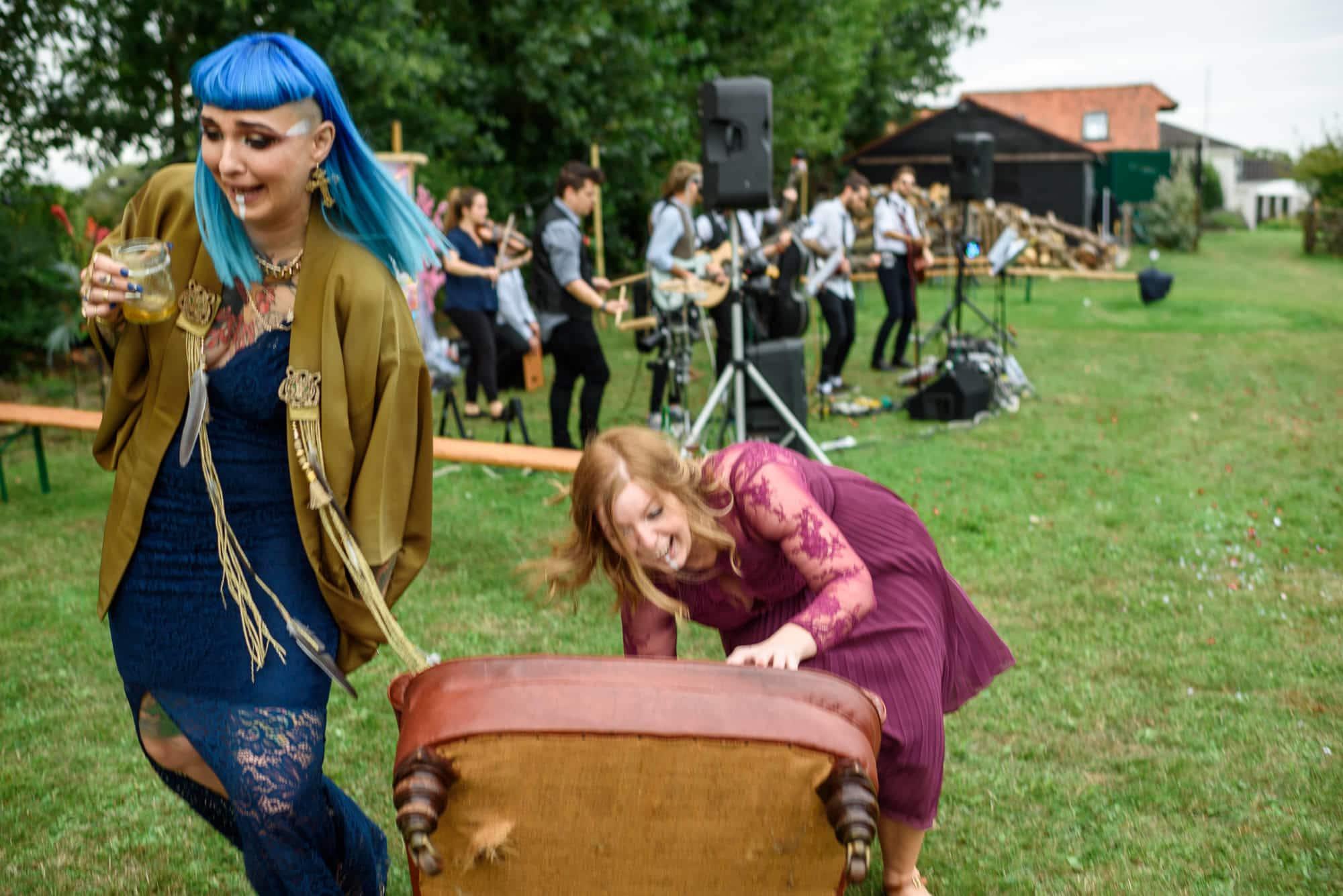 Ami & Ruth - Festival Wedding 37