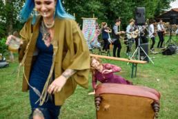 Ami & Ruth - Festival Wedding 38