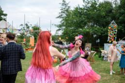 Ami & Ruth - Festival Wedding 39