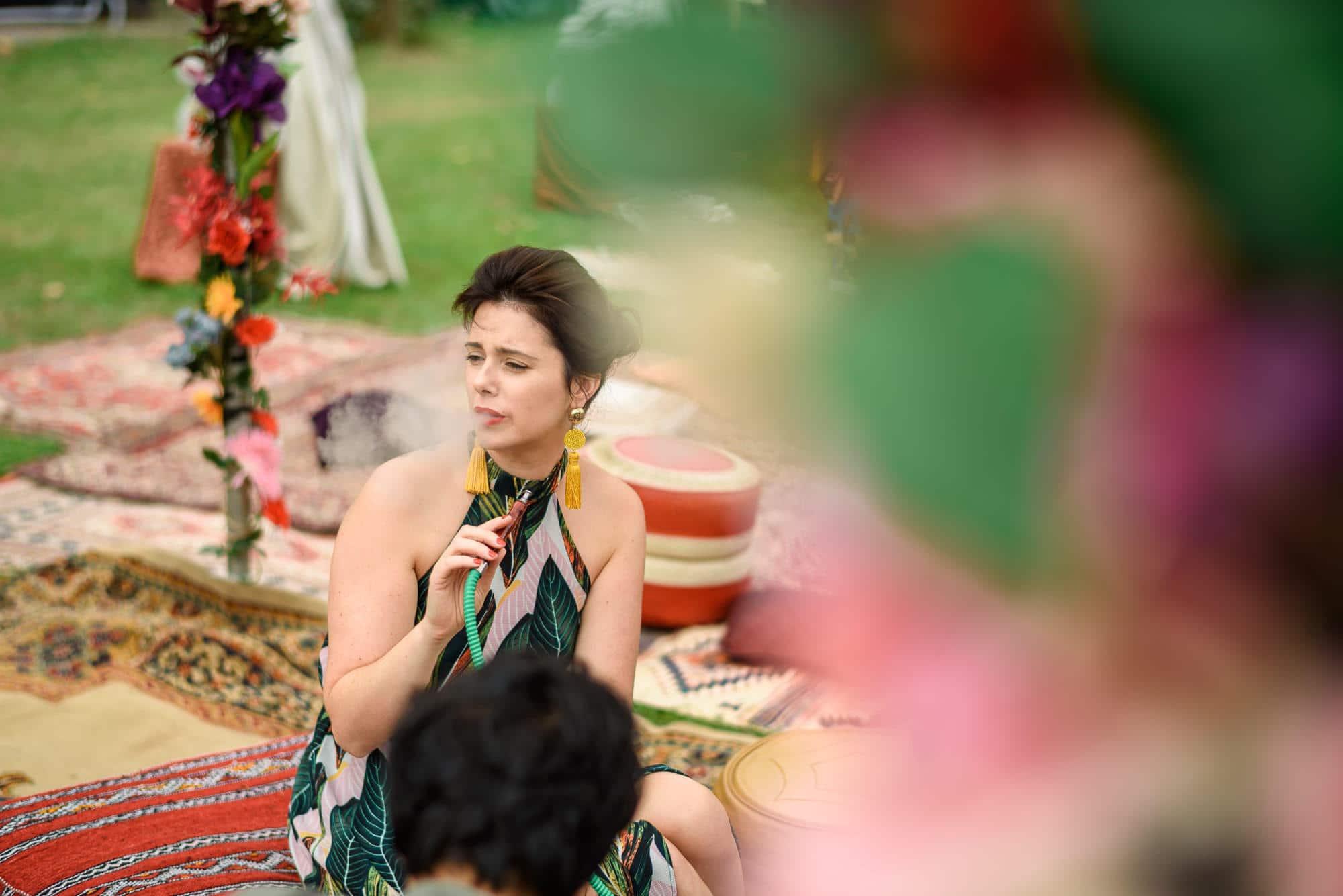 Ami & Ruth - Festival Wedding 40