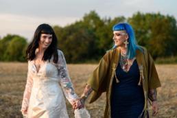 Ami & Ruth - Festival Wedding 45