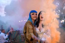 Ami & Ruth - Festival Wedding 50