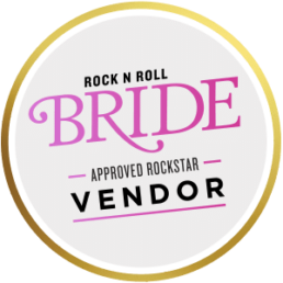 Rock n Roll Bride - Approved Wedding Photographer VEndor