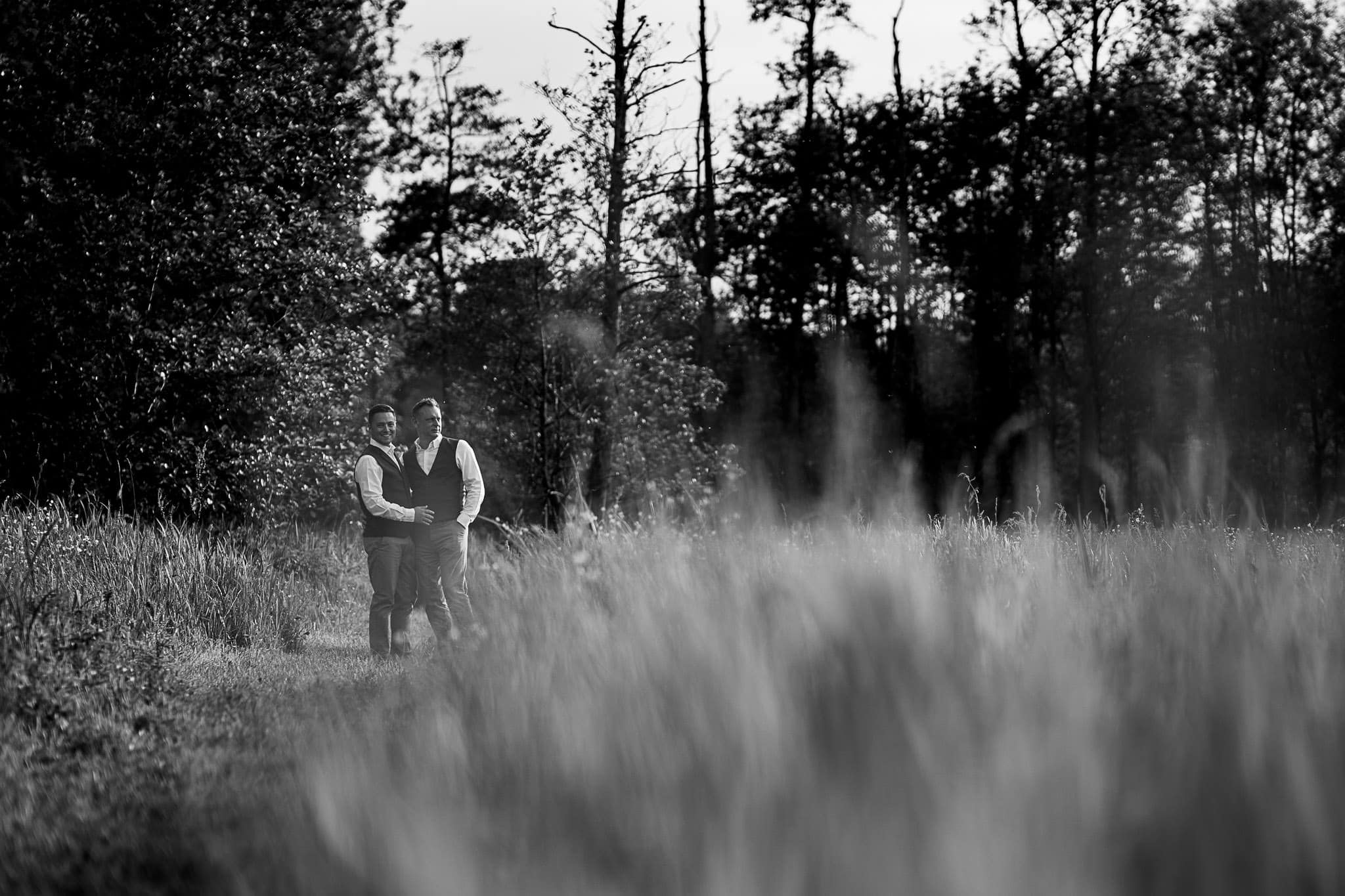 G & G | Norfolk Countryside Engagement Shoot 1