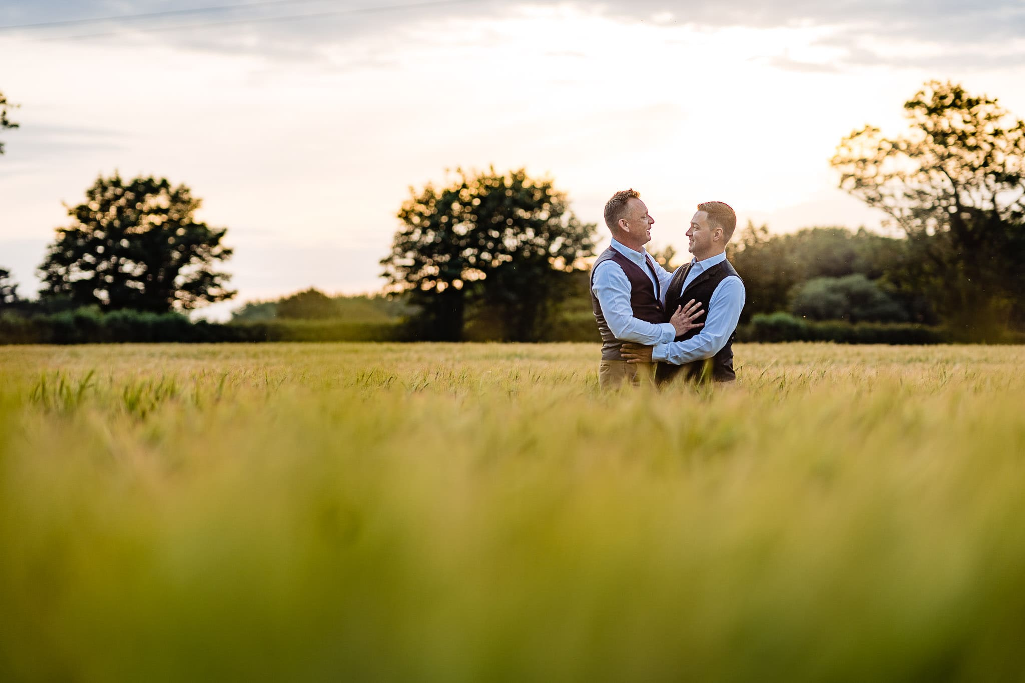 G & G | Norfolk Countryside Engagement Shoot 10