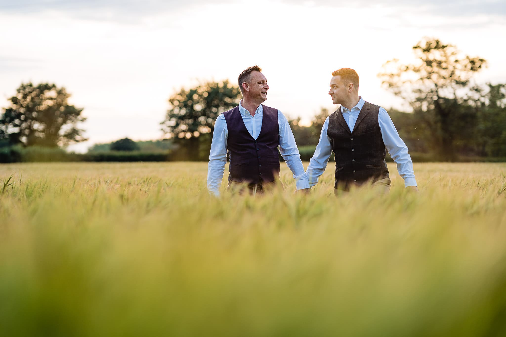 G & G | Norfolk Countryside Engagement Shoot 12