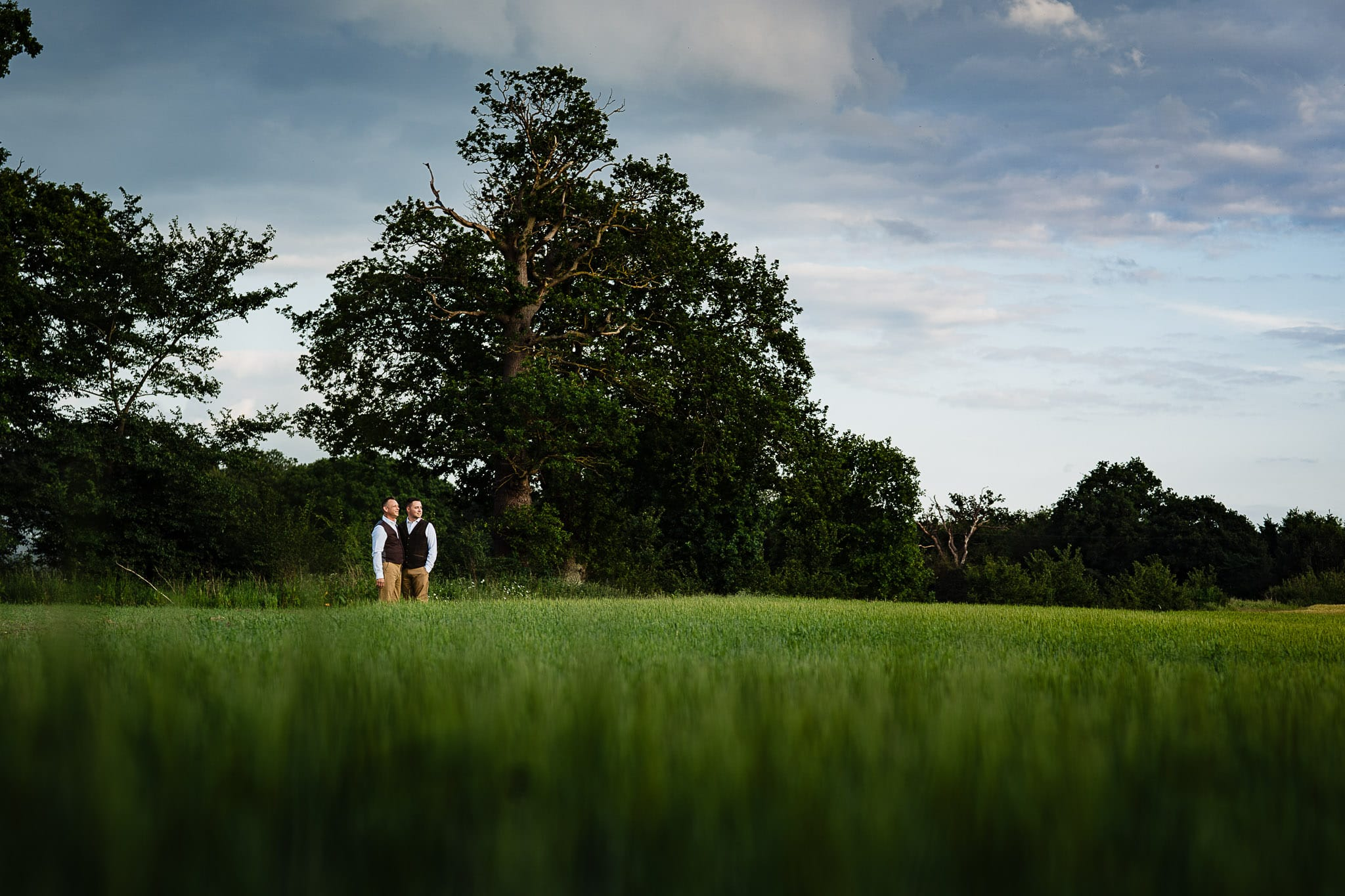 G & G | Norfolk Countryside Engagement Shoot 3