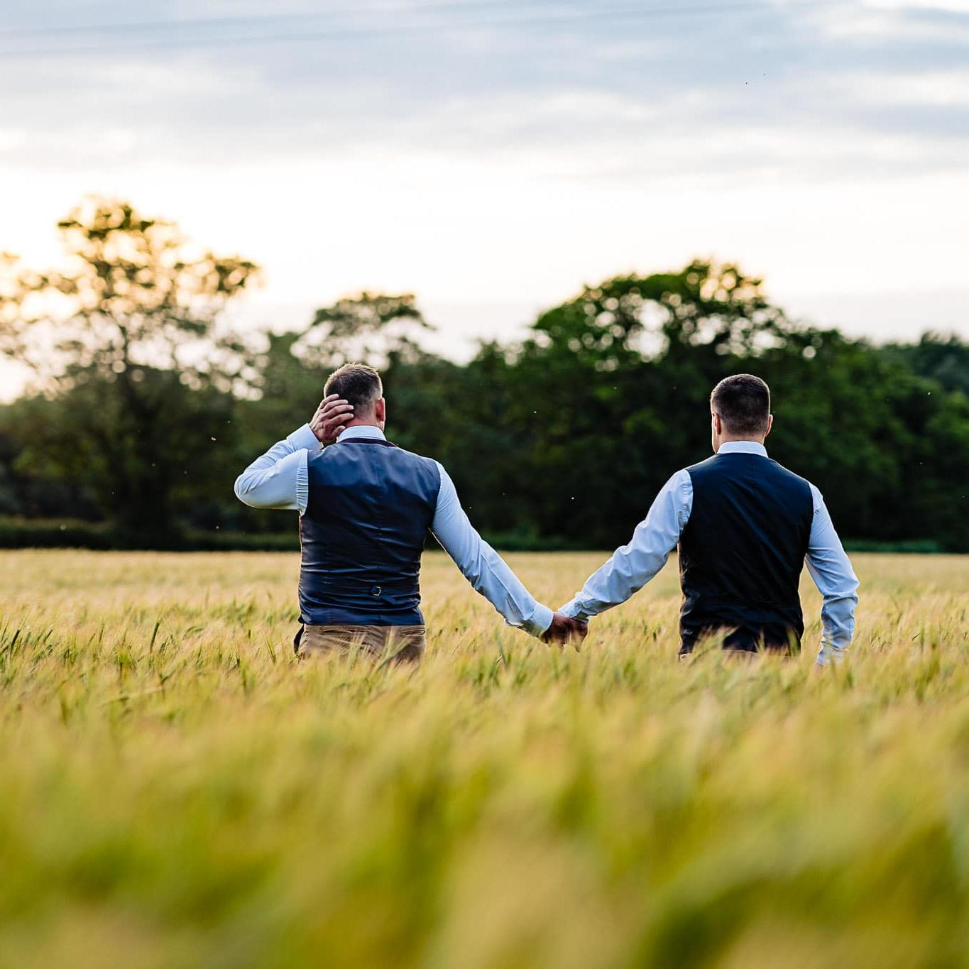 G & G | Norfolk Countryside Engagement Shoot 9