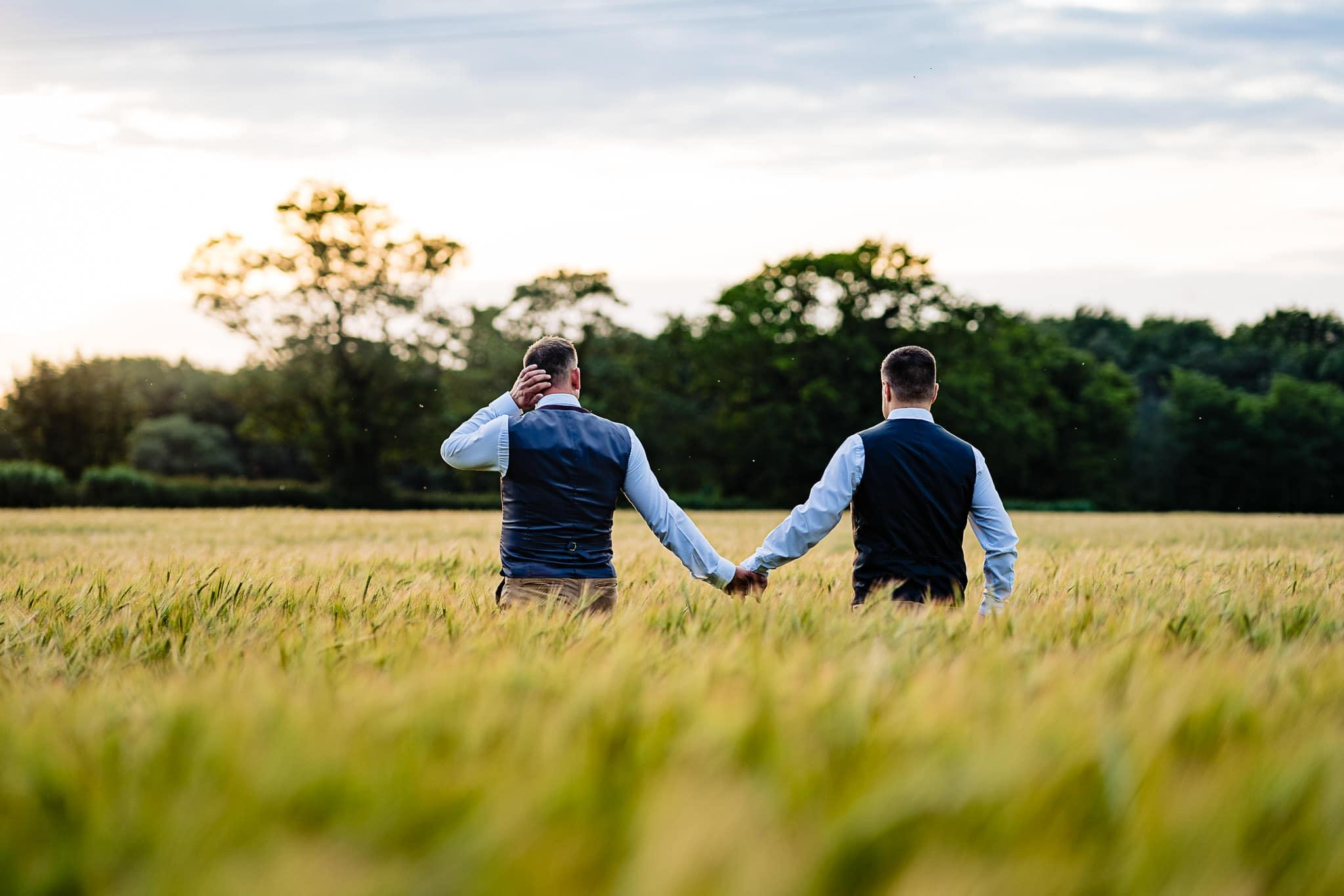 G & G | Norfolk Countryside Engagement Shoot 11