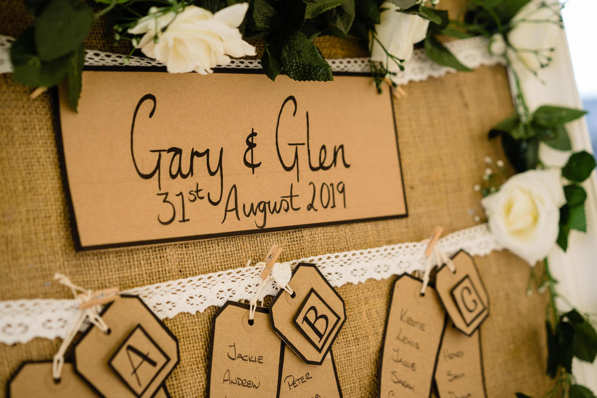 G & G | Puppet Theatre Wedding 7