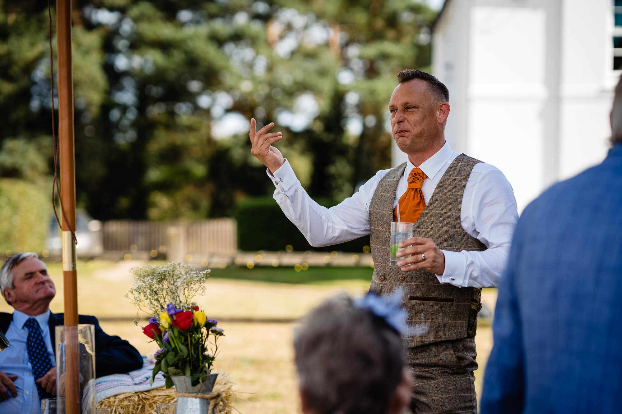 G & G | Puppet Theatre Wedding 77