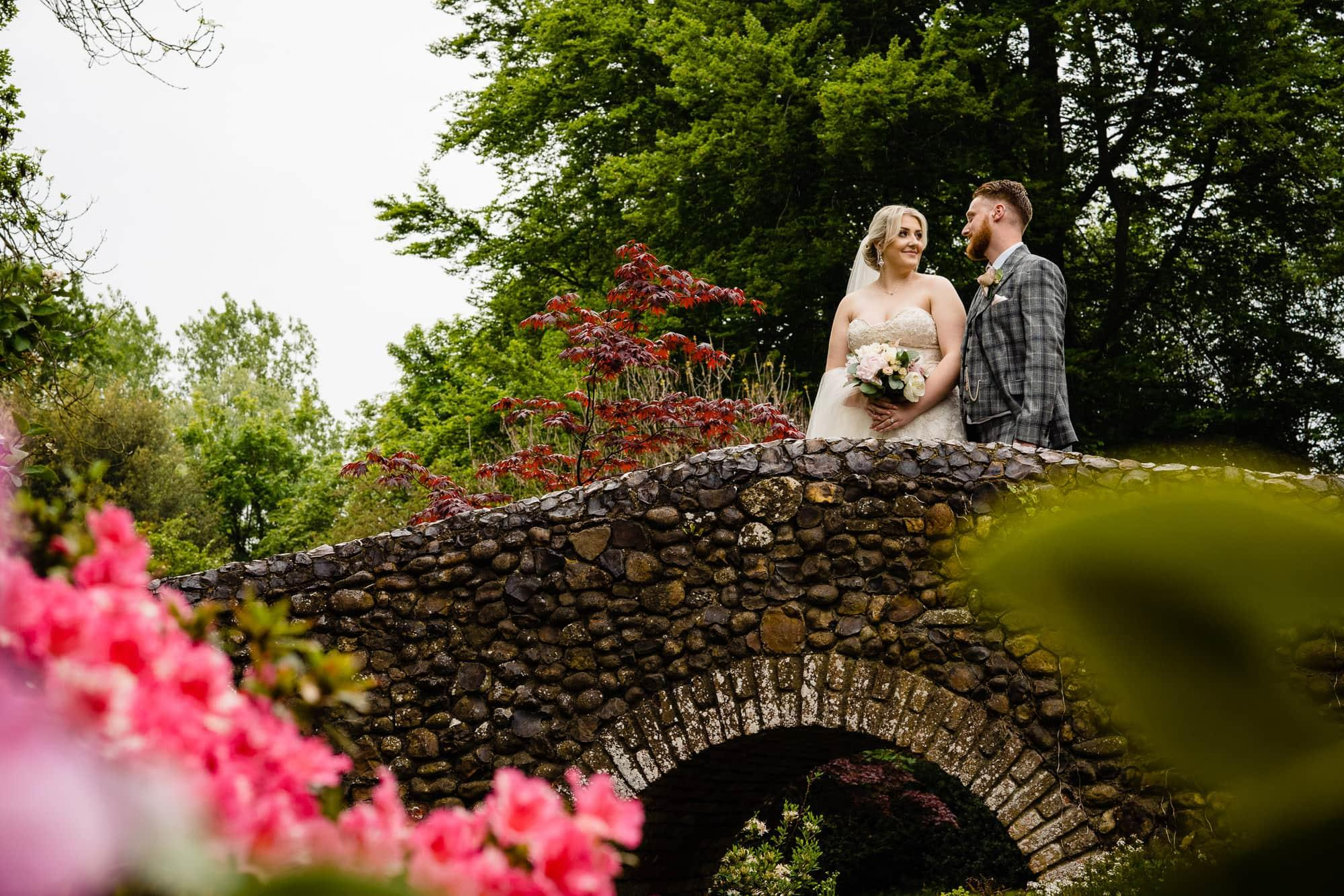 J & M   Bressingham Wedding 1