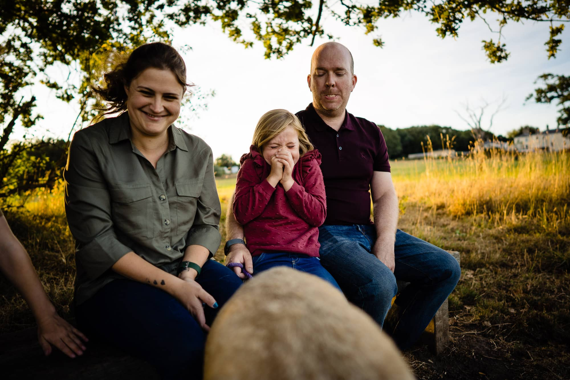 J & J | Family Photoshoot in Catton Park 13