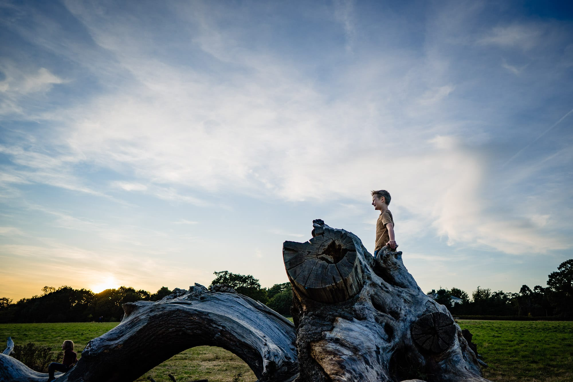 J & J | Family Photoshoot in Catton Park 14