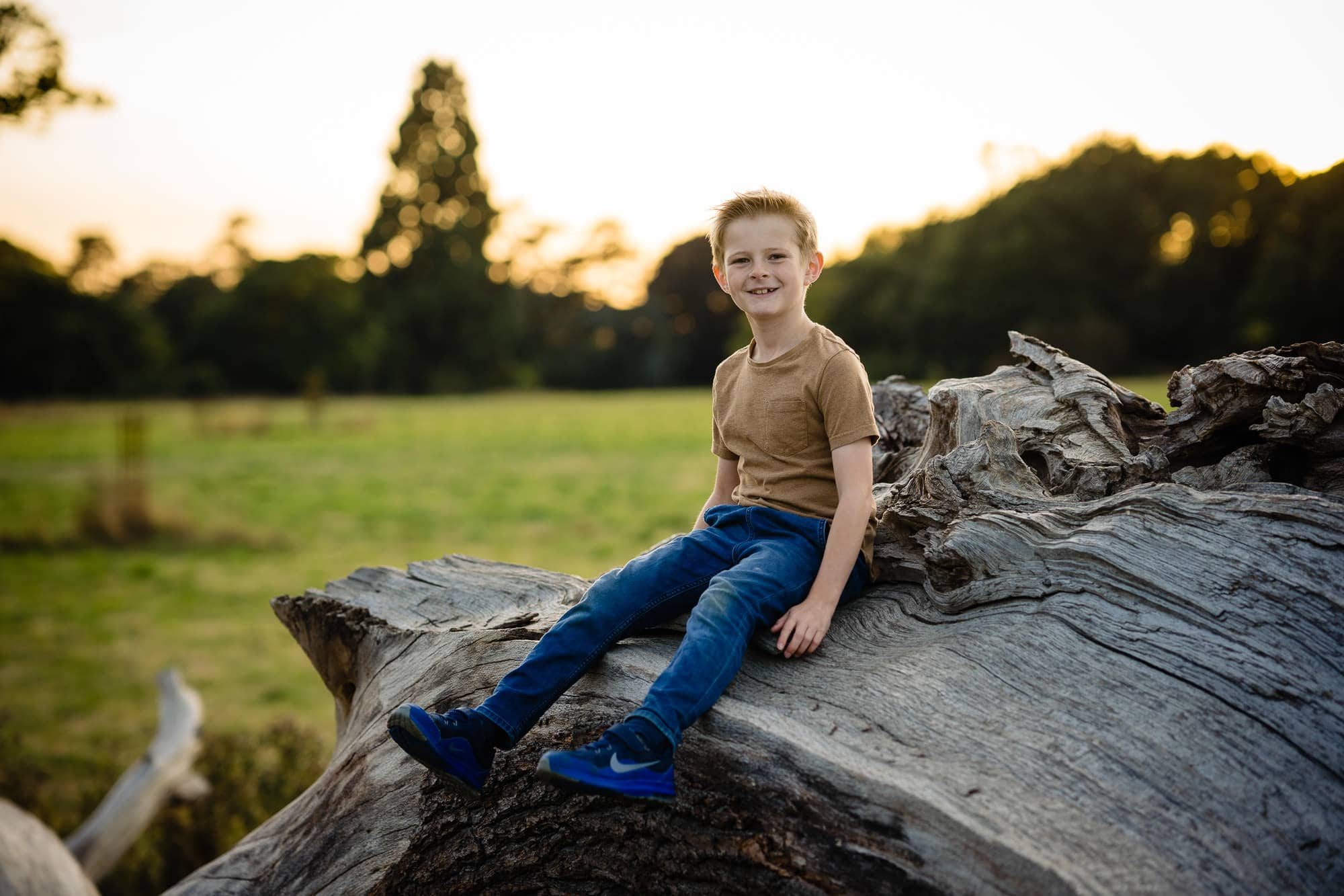 J & J | Family Photoshoot in Catton Park 15